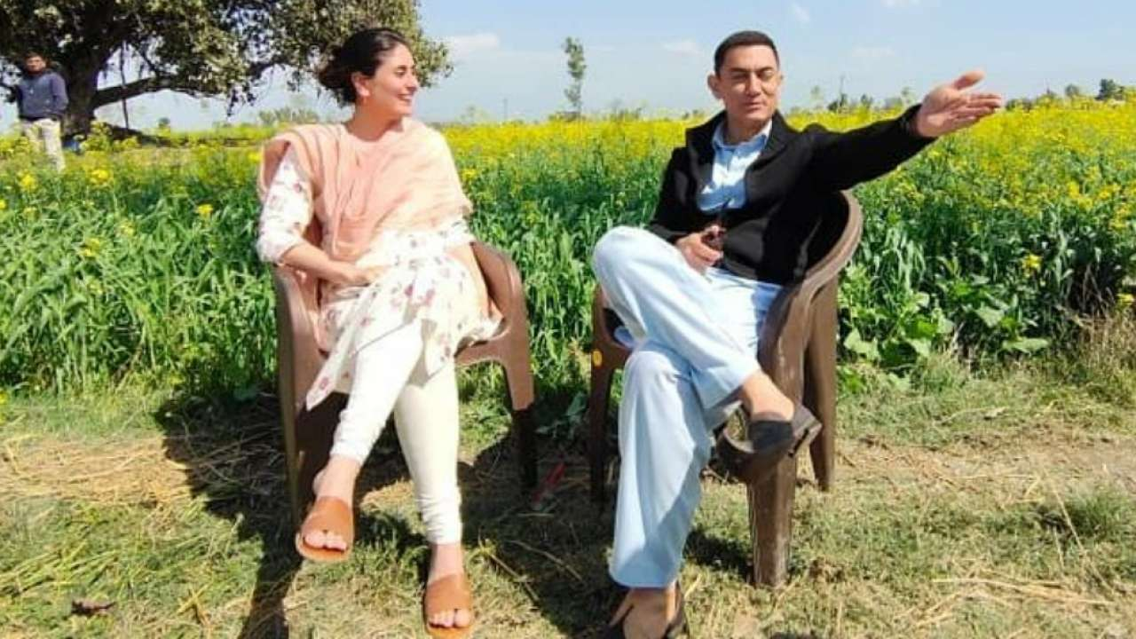 'We were dealing with corona and Kareena', quips Aamir Khan on co-star's pregnancy during 'Laal Singh Chaddha' shoot