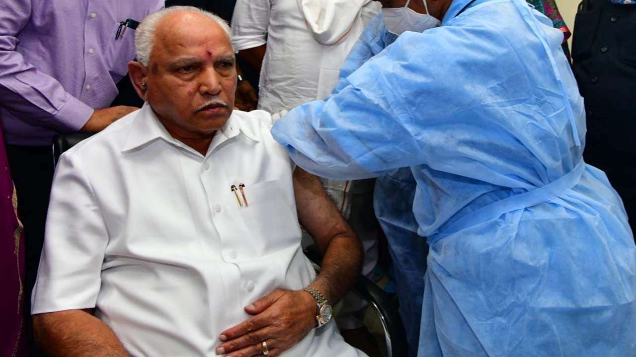 Karnataka Chief Minister BS Yediyurappa tests COVID-19 positive for the second time, tweets and informs