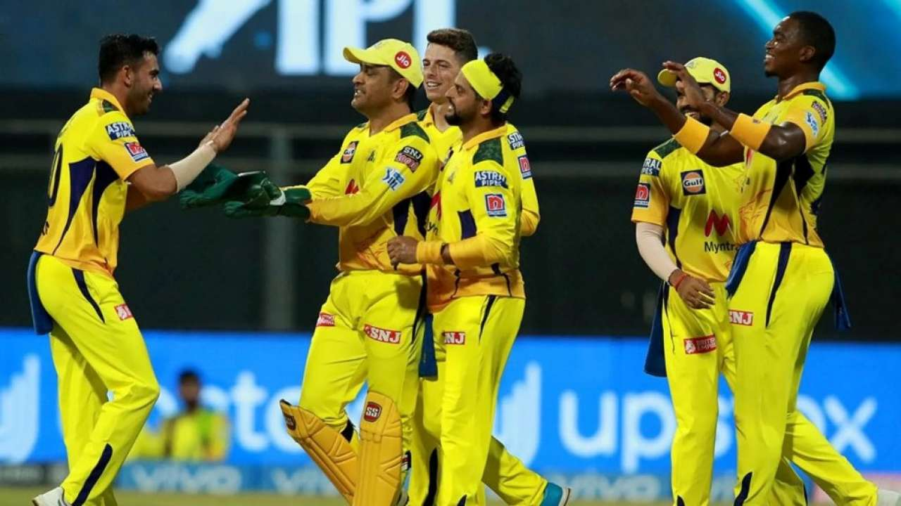 IPL 2021: CSK survive Russell-Cummins onslaught to win their third game, go atop in points table