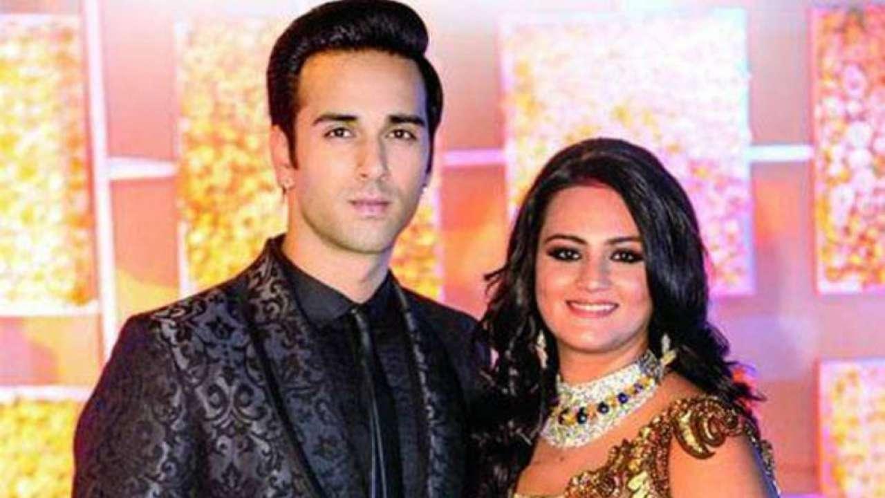 Pulkit Samrat and Shweta Rohira