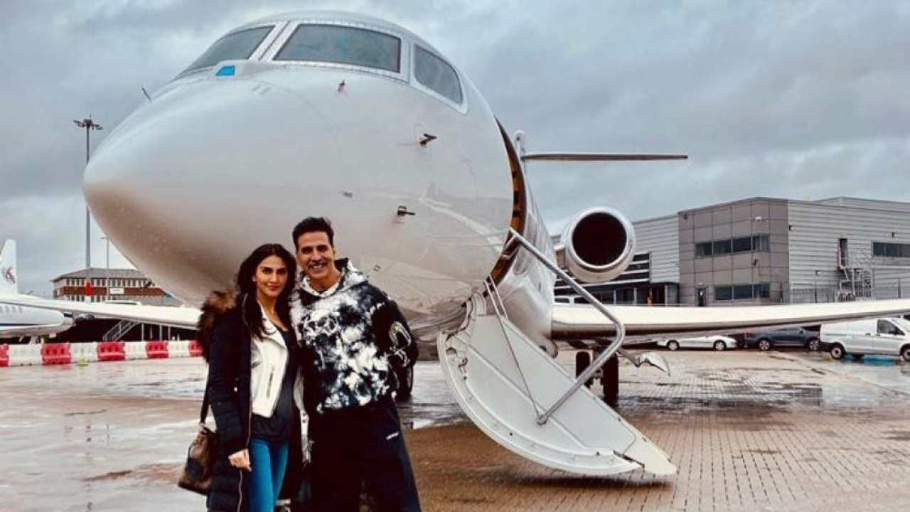 From Amitabh Bachchan to Akshay Kumar: Inside photos of private jets of  Bollywood stars