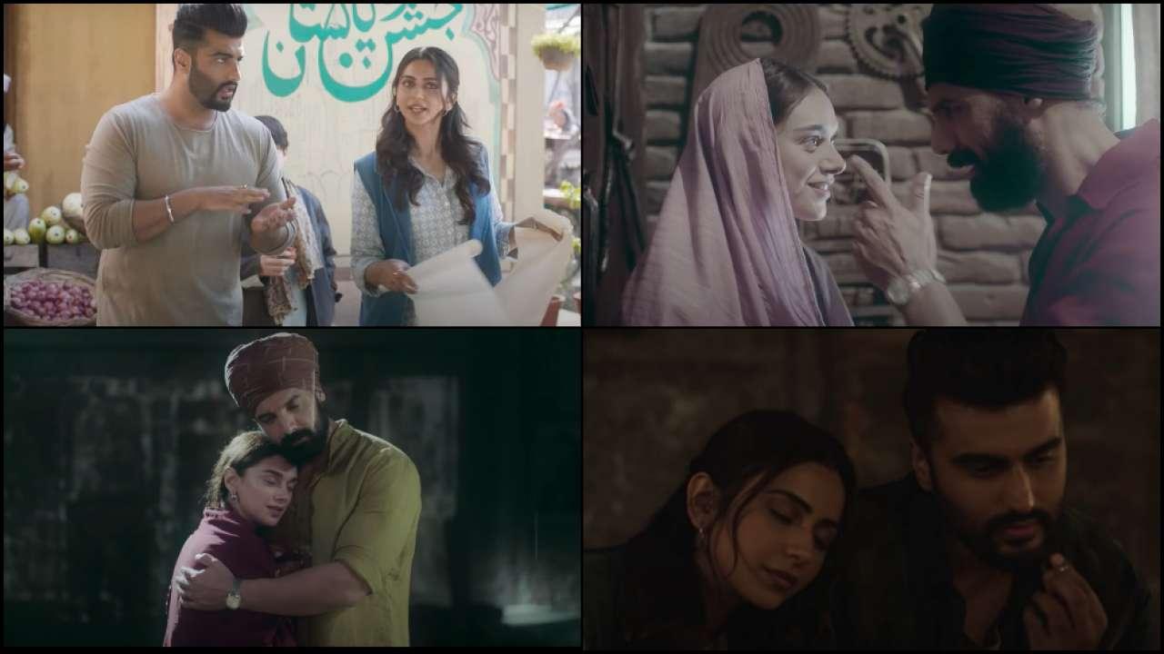 'Sardar Ka Grandson' song 'Main Teri Ho Gayi': Arjun-Rakul, John-Aditi show love set in different eras