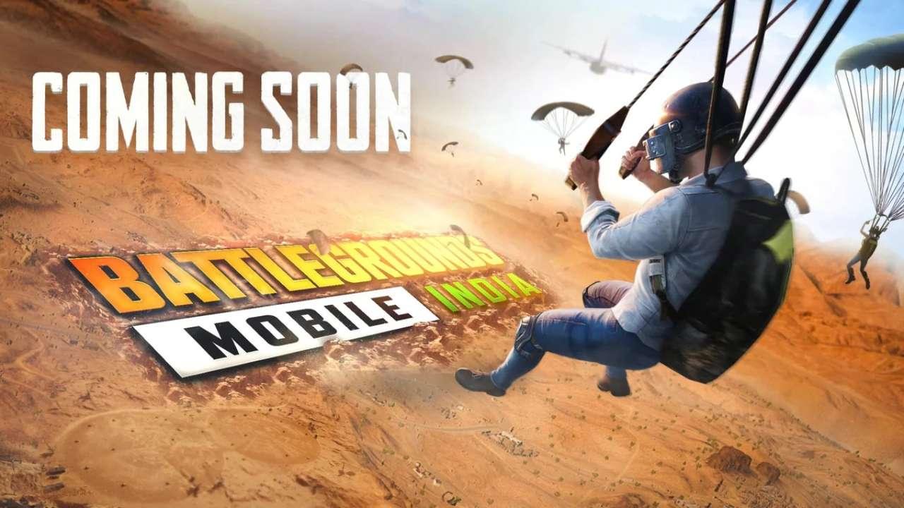 PUBG Mobile India Battlegrounds India