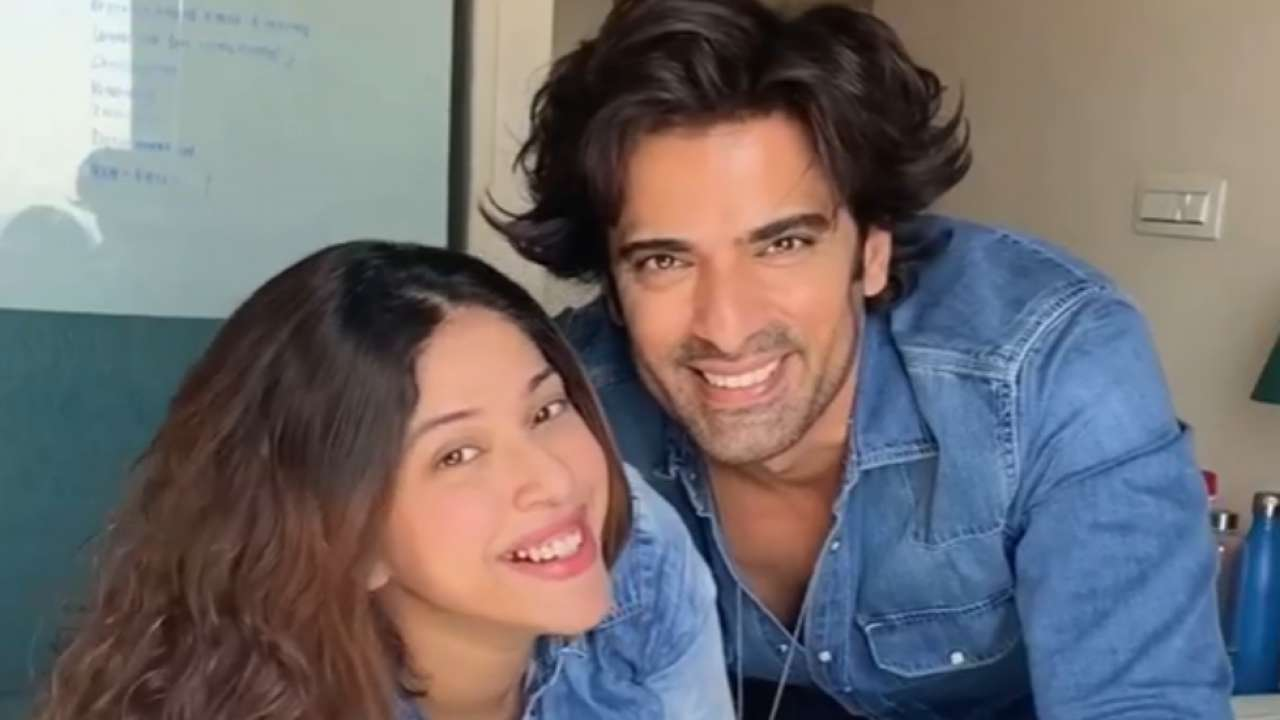 Mohit Malik-Addite Malik announce name of their baby boy