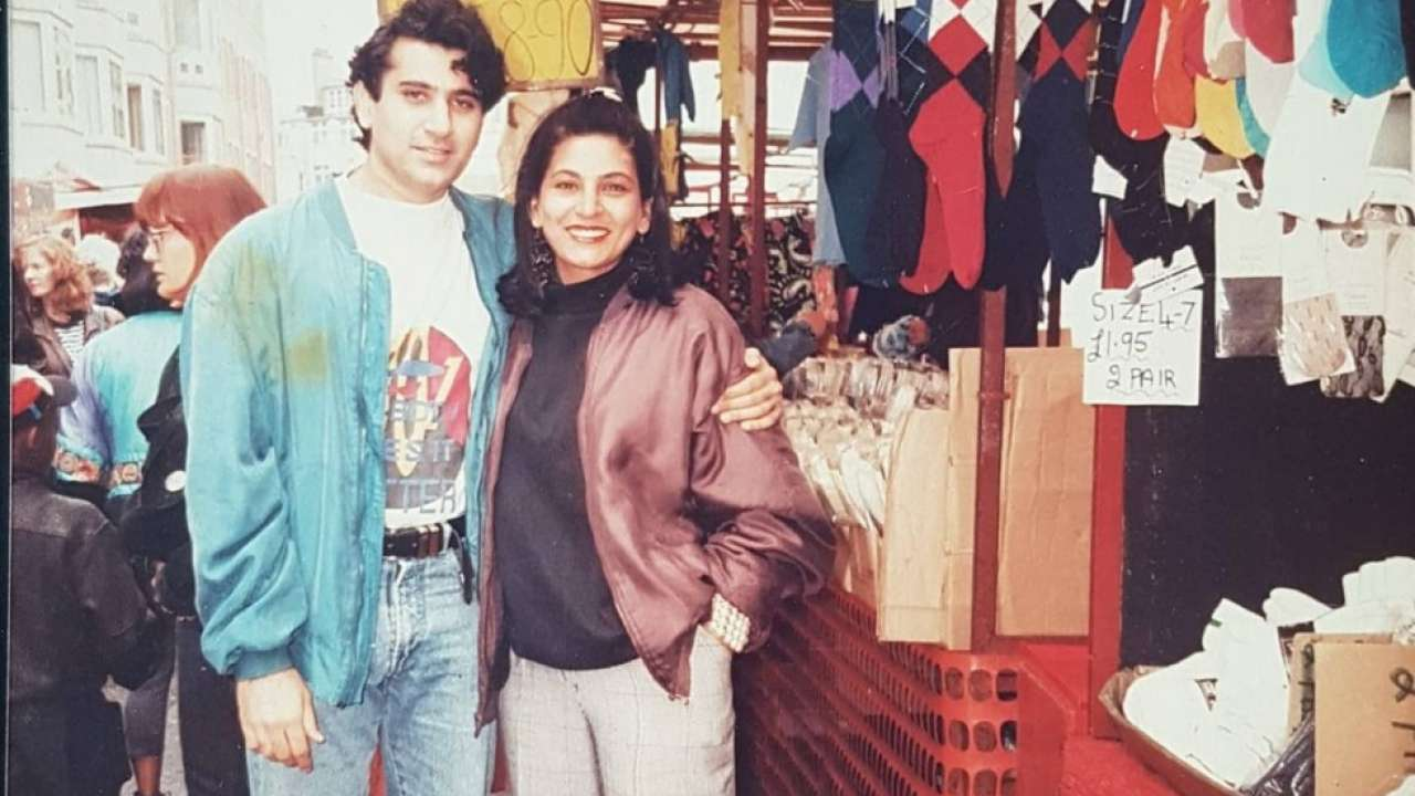 Archana Puran Singh and Parmeet Sethi love story - Secret wedding