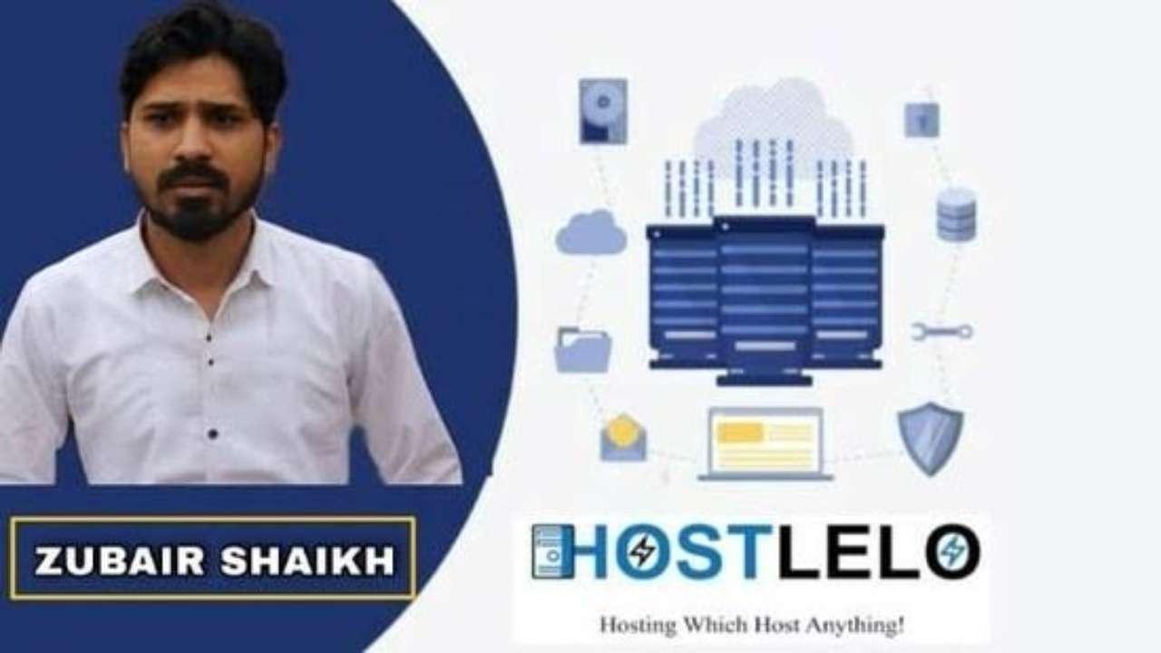 Meet Indian technocrat Zubair Shaikh and founder of Hostlelo.com