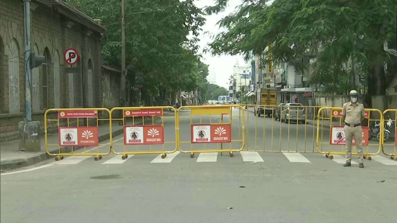 Karnataka: Lockdown extended in 10 districts, Bengaluru Urban gets some relaxations