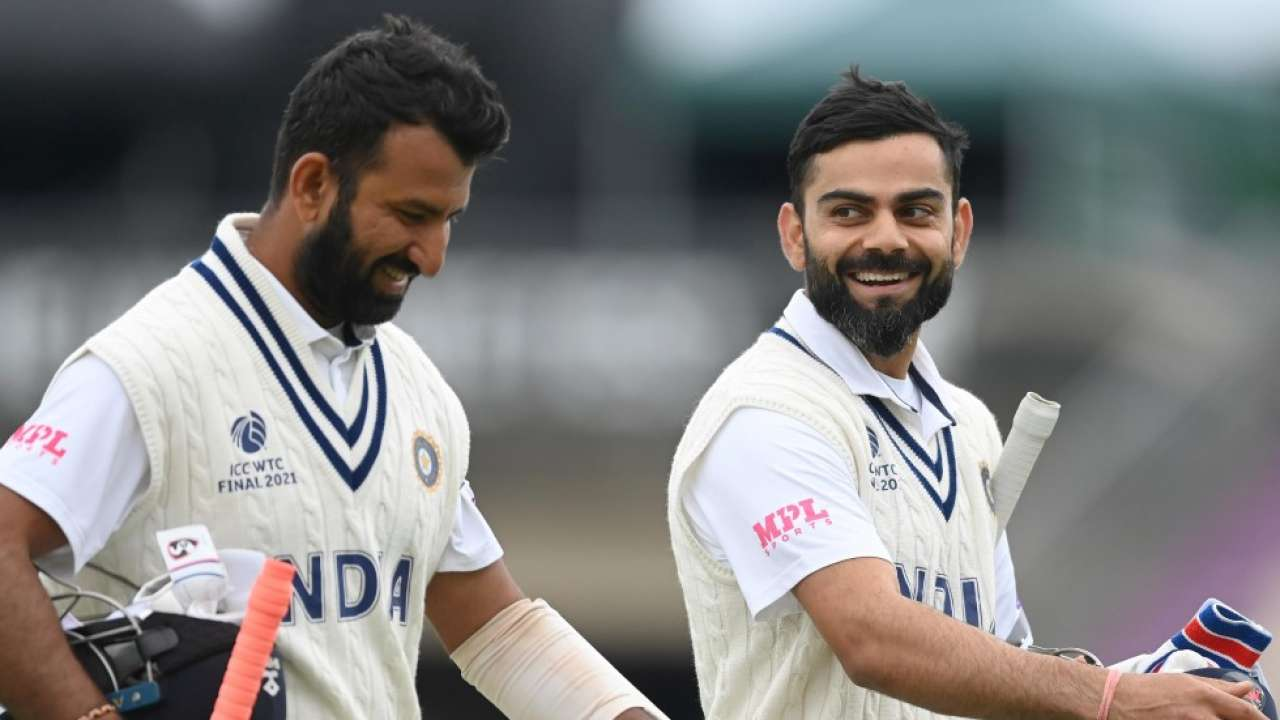 WTC final: India effectively 32/2 at stumps on Day 5 as match goes into reserve day