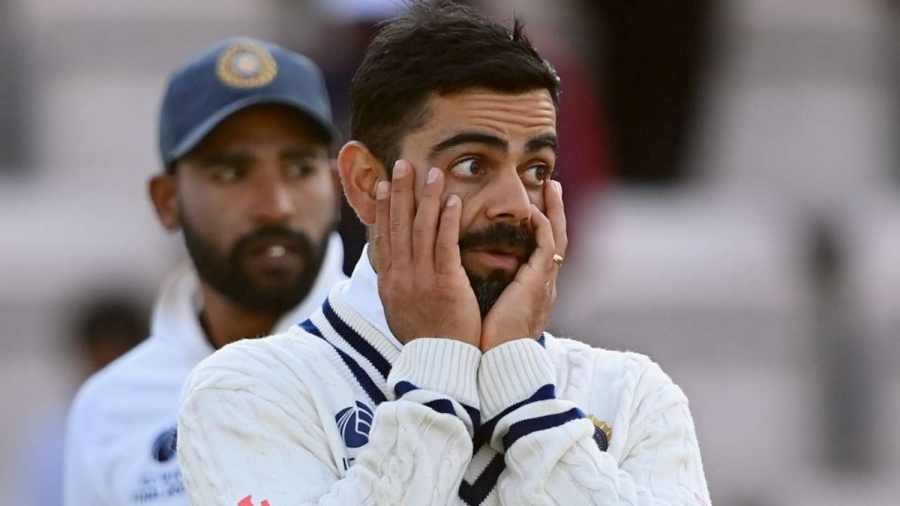 'Chokers' trends on Twitter after Team India's 6th straight loss in knockouts of ICC events