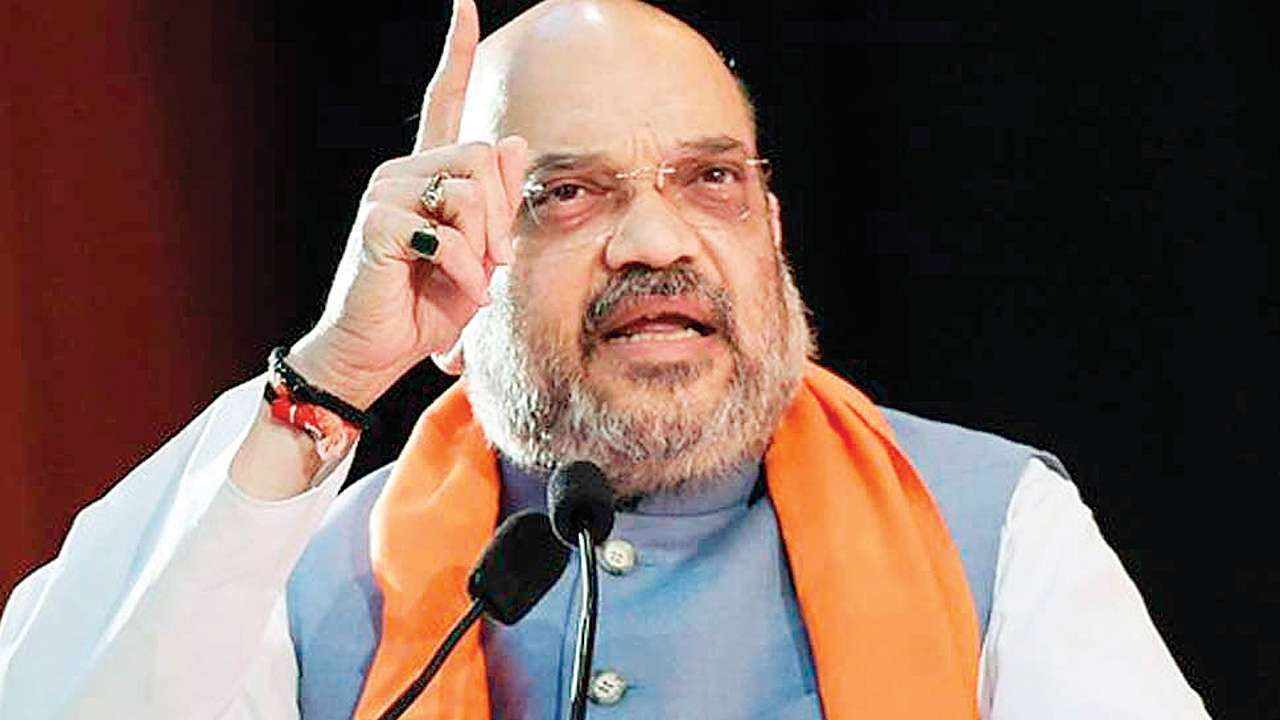 BJP govt will continue to set new standards of progress: Amit Shah on  victory in UP Zila panchayat polls