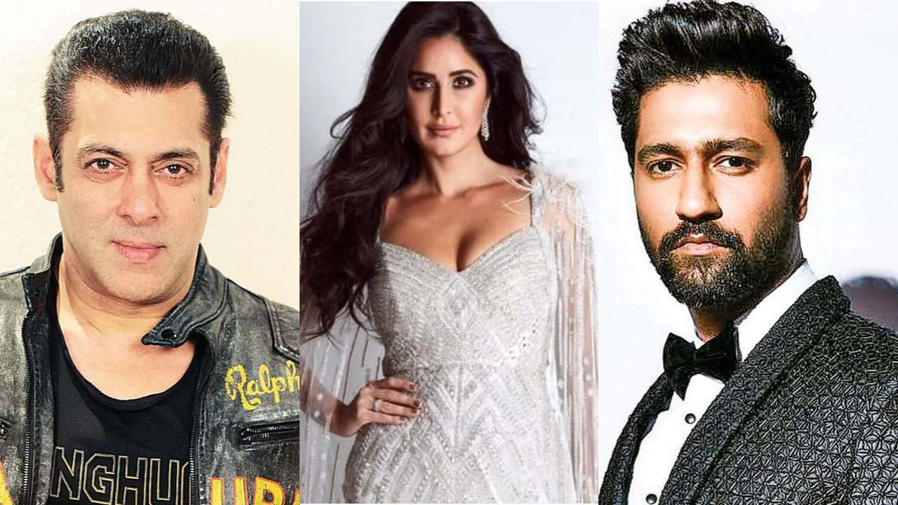 VIRAL! When Vicky Kaushal proposed to Katrina Kaif in front of Salman Khan