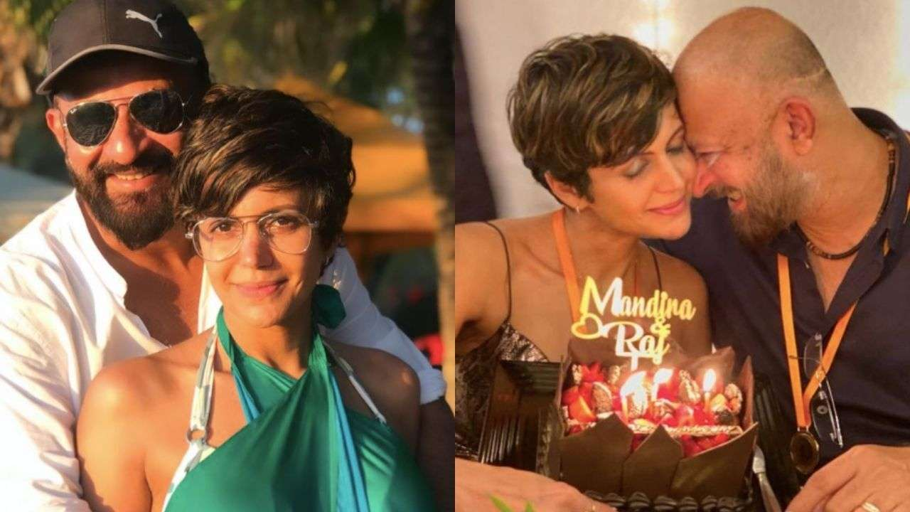 Photos: Mandira Bedi shares heartbreaking post to mourn Raj Kaushal's death, remembers '25 years of knowing each other'