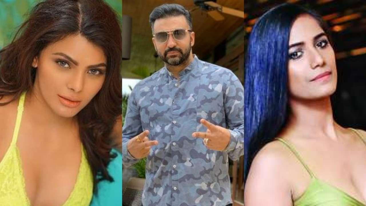 Shilpa Shetty's husband Raj Kundra arrest: Know Poonam Pandey, Sherlyn  Chopra's connection in the porn film case