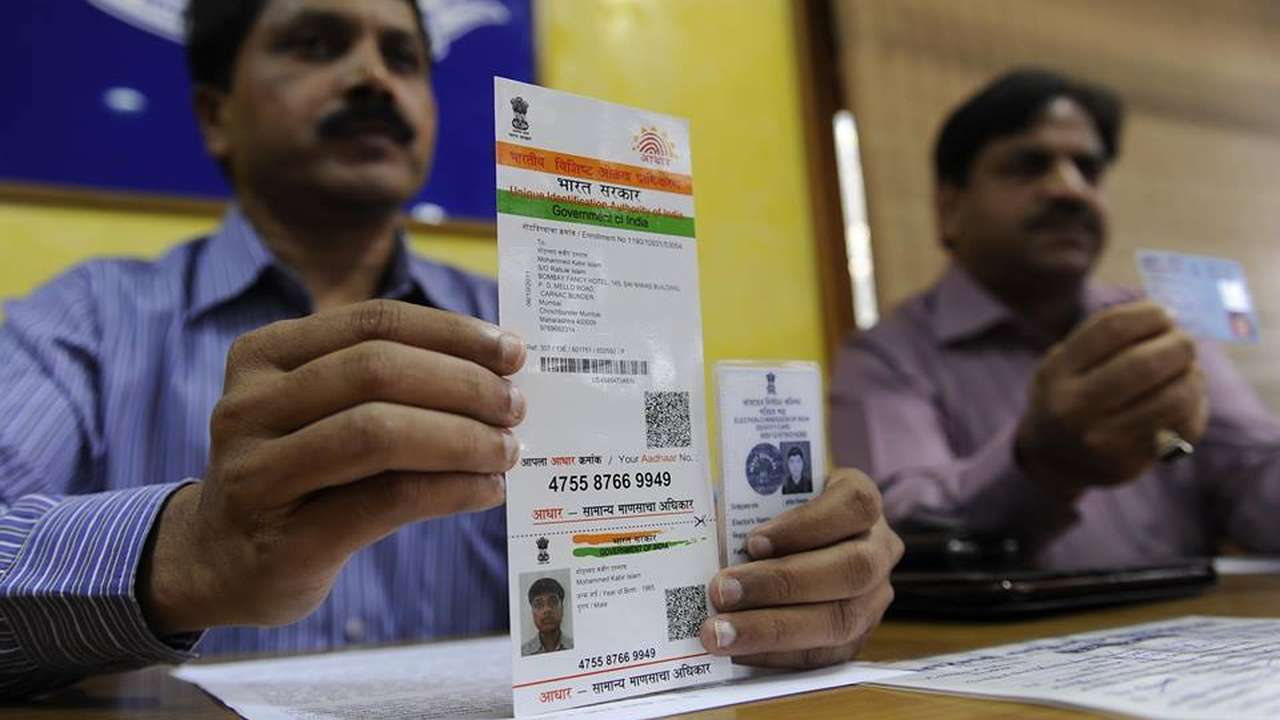 Aadhaar card news: Follow these steps to get your mobile number updated at your door step