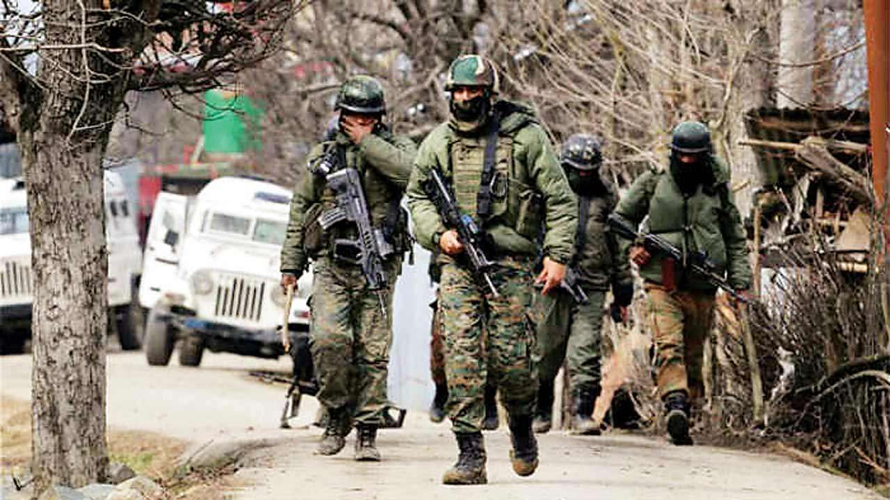 Three LeT terrorists killed in encounter in Jammu and Kashmir's Bandipora