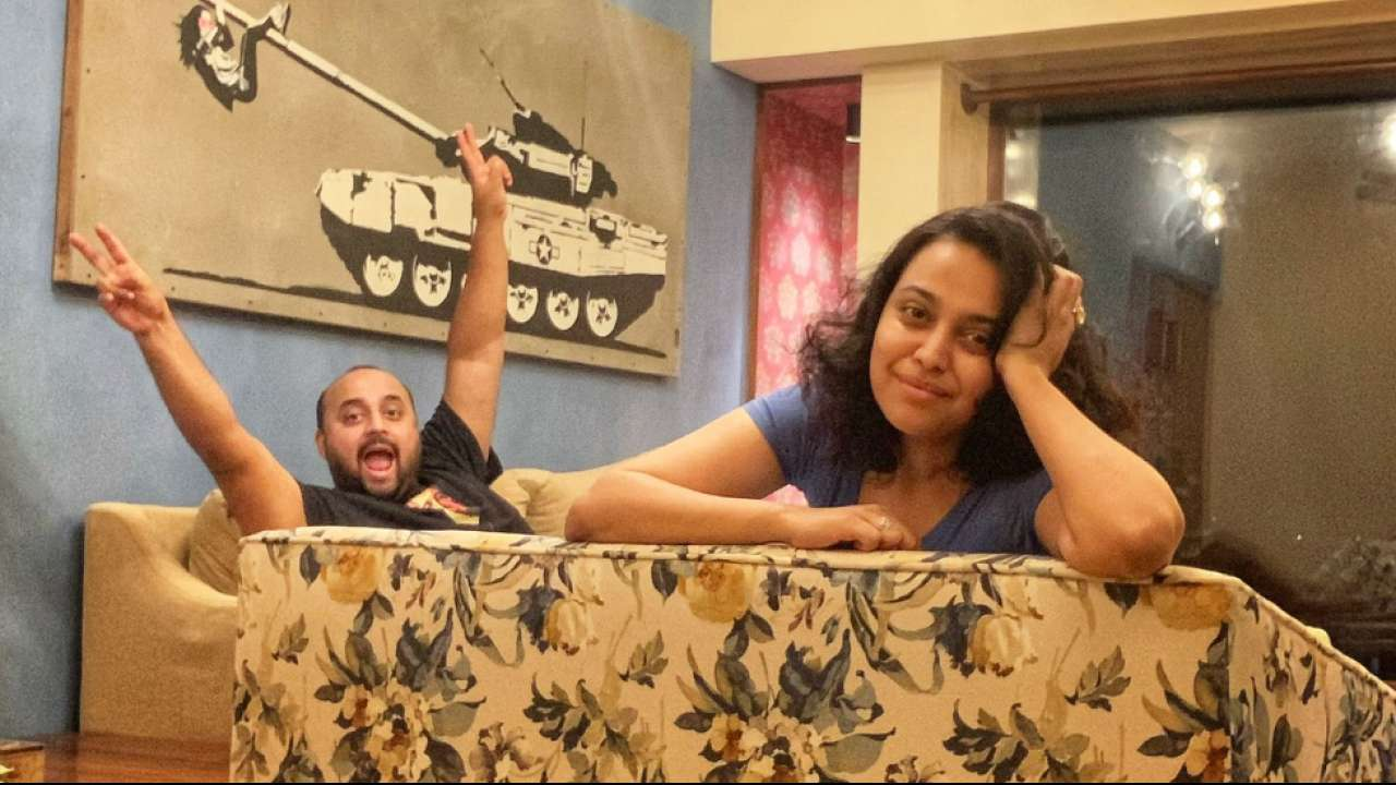 Swara Bhasker drops inside photo of her renovated home, fans congratulate the actress
