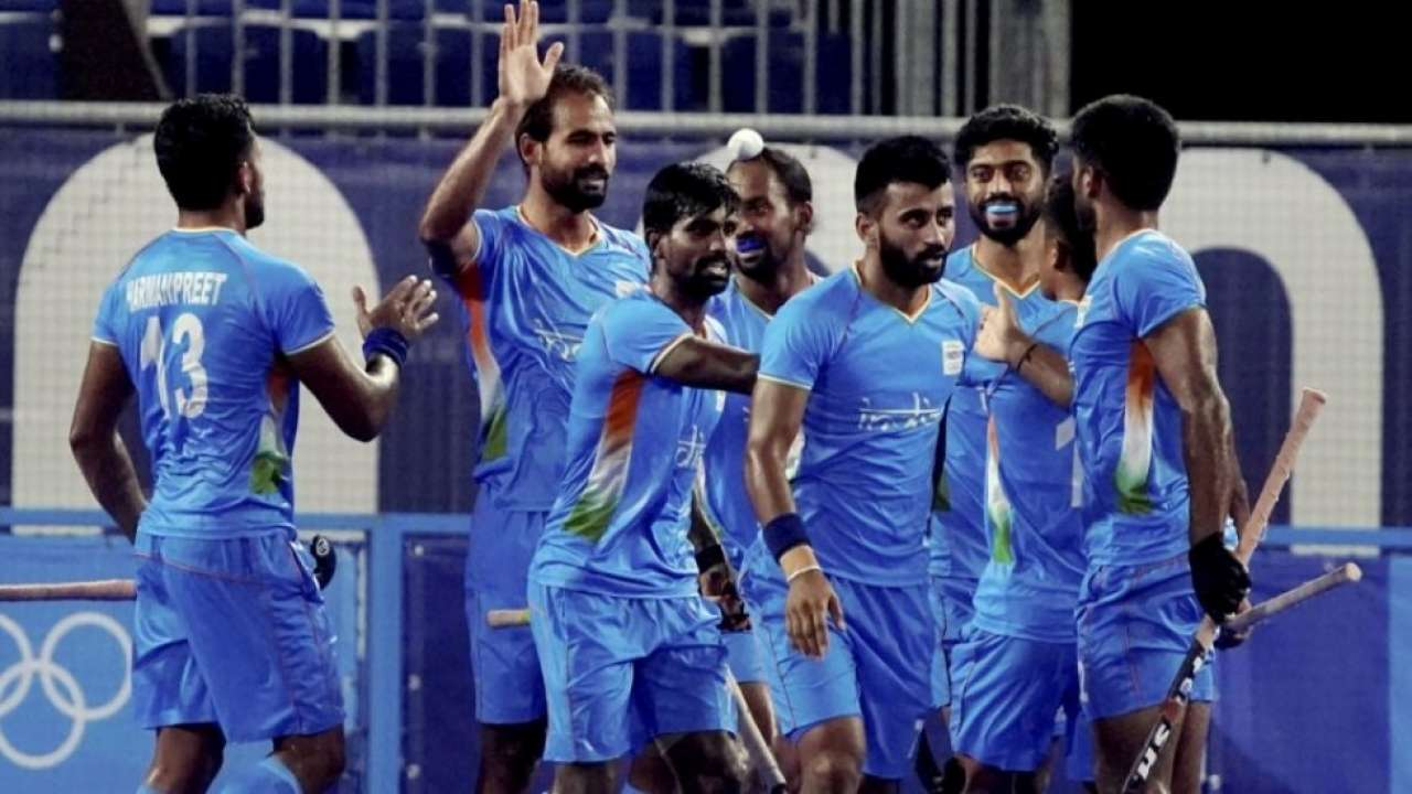 Tokyo Olympics: Indian men's hockey team beat Great Britain, enter semis after 41 years in Games