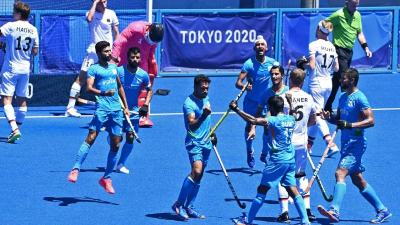 What a comeback! Netizens can't keep calm as Indian men's hockey team wins BRONZE after 41 years against Germany