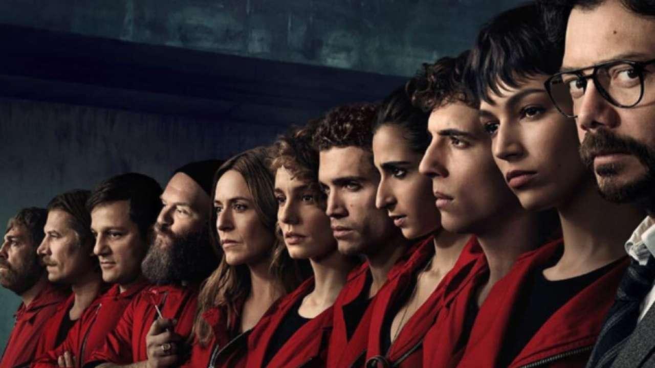 Netflix releases trailer for season 5 vol 2 of Money Heist