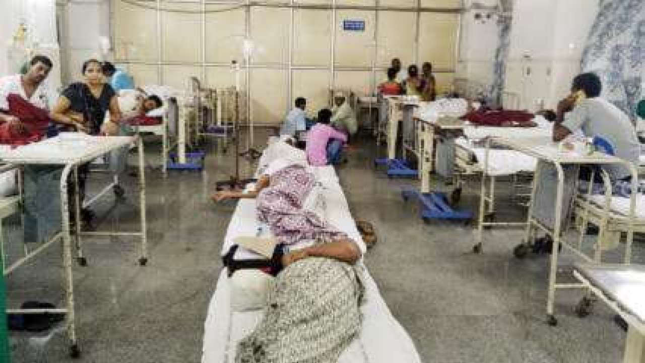 After Firozabad, Lucknow, Delhi and Noida report surge in viral fever cases  in children