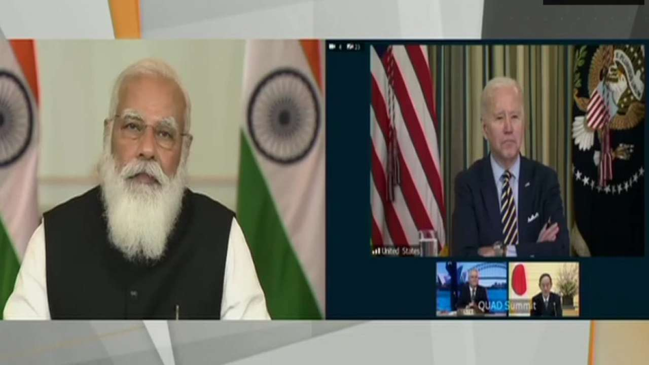 PM Modi to attend first-ever in-person Quad Summit at White House on September 24