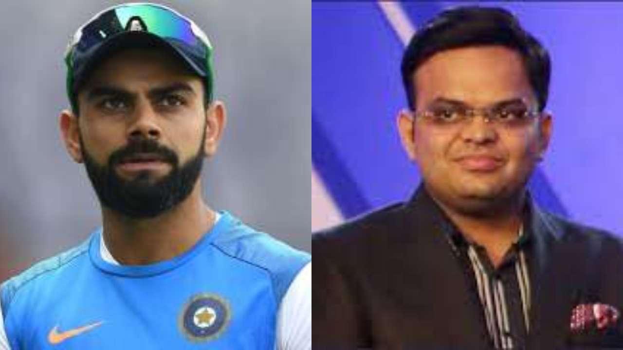 BCCI Secretary Jay Shah makes big statement over Virat Kohli's decision to quit as T20I captain