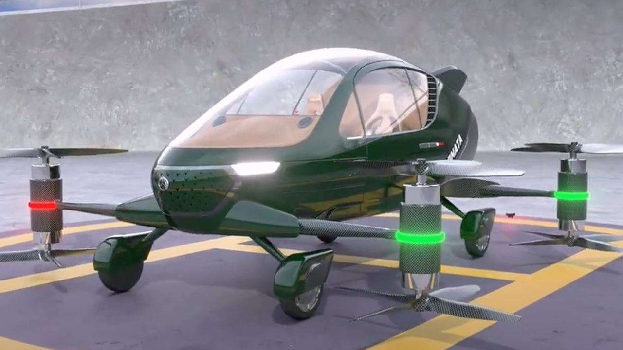 Vinata Aeromobility hopes to perform flying-car trial by 2023, flights by  2025, says CEO