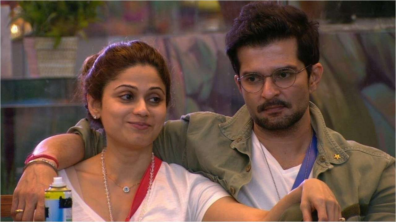 'Bigg Boss OTT' fame Raqesh Bapat has THIS to say about his ex-wife Ridhi Dogra being 'happy' for Shamita Shetty and him