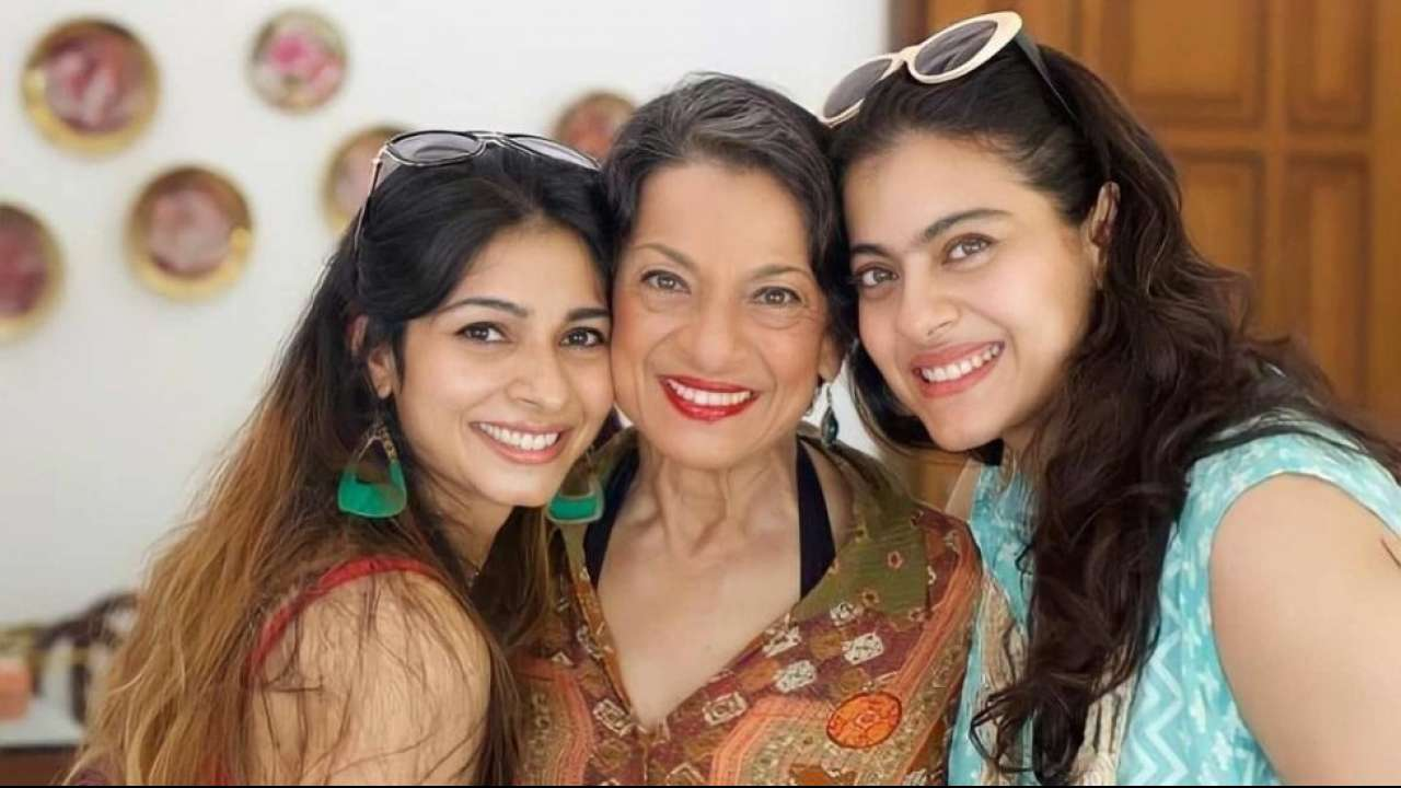 Kajol asks sister Tanishaa to 'shut up' right in front of the media, mom Tanuja turns peacemaker