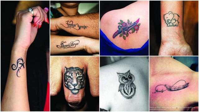 Go Minimalistic With Tattoos This Year