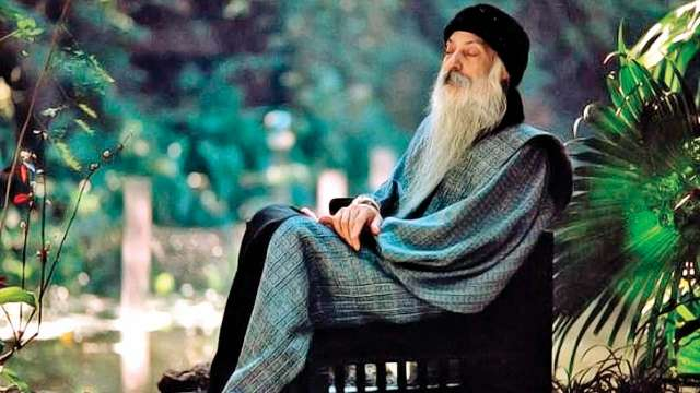 The other side of Osho