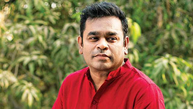 A R Rahman: My son doesn't want to see me with more grey hair