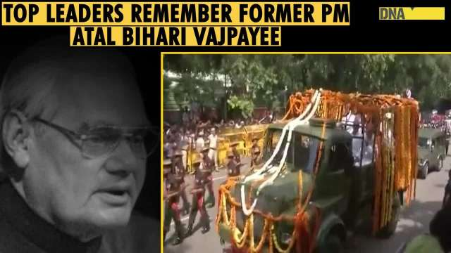 RIP Atal Bihari Vajpayee: Former Prime Minister cremated with full state honours in Delhi