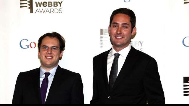 (Kevin Systrom, Mike Krieger)