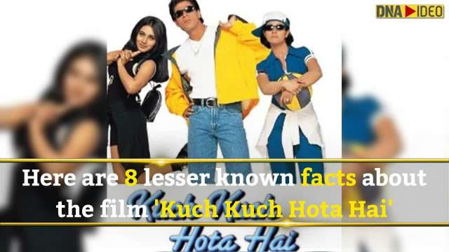 'Kuch Kuch Hota Hai' clocks 20 years; Here are 8 lesser known facts about the film