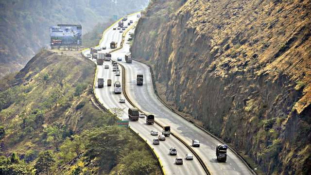 pune to mumbai road map The Bombay Poona Road Story Of A Highway pune to mumbai road map