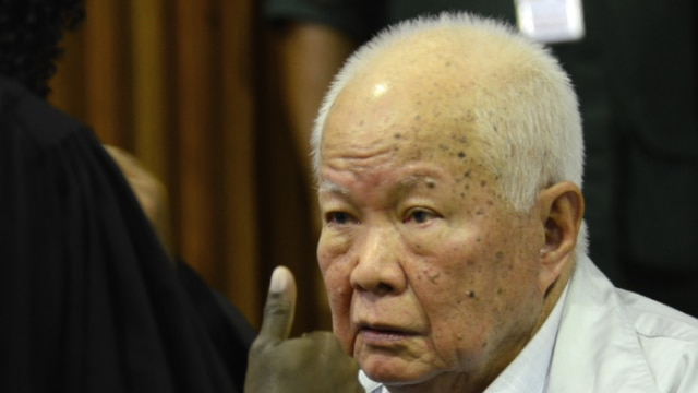 Two Khmer Rouge leaders found guilty of genocide that killed millions in Cambodia