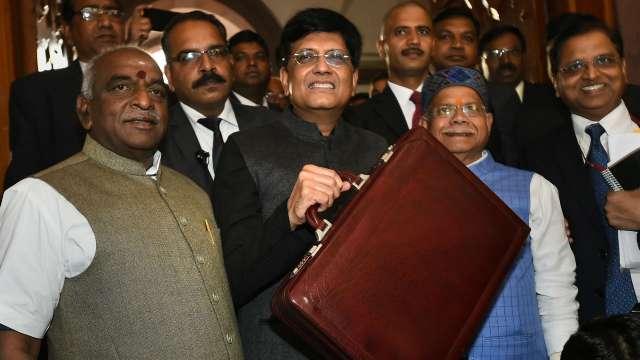 Union Finance Minister Piyush Goyal presented Interim Budget 2019 oon Feb 1