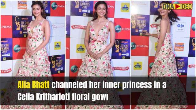 Zee Cine Awards 2019 Best Dressed: Alia Bhatt, Deepika Padukone, Katrina Kaif
