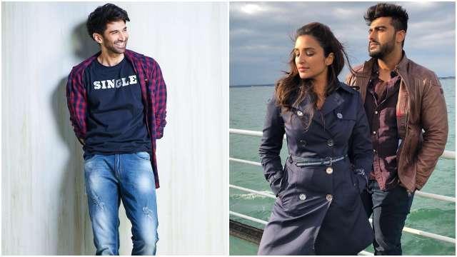 Aditya Roy Kapur Declares He Is Single Arjun Kapoor And Parineeti Chopra Refuse To Believe Him