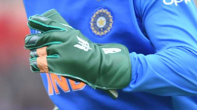 Image result for dhoni gloves