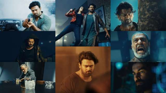 Saaho' teaser: Prabhas-Shraddha Kapoor starrer is high on action and a  treat to their die-hard fans