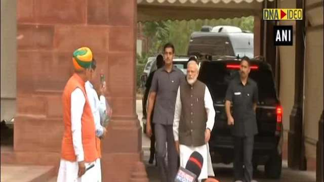 PM Modi urges opposition parties to support decisions that are in favour of people