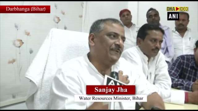 Bihar floods result of excess rainfall in Nepal: State Minister Sanjay Jha