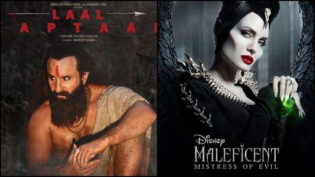Laal Kaptaan Maleficent Mistress Of Evil Box Office Day