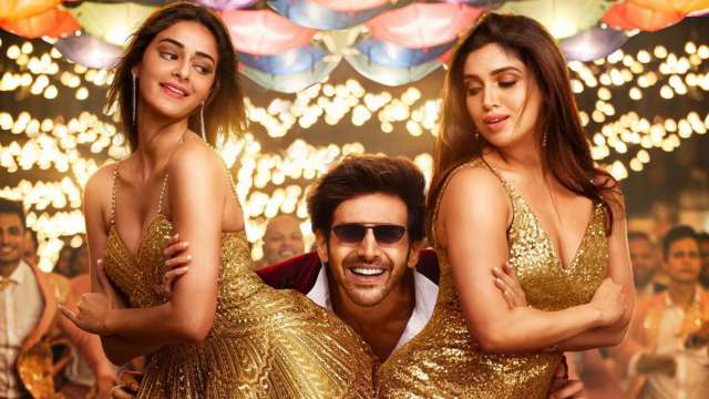 Pati Patni Aur Woh Box Office Report Day 4 Kartik Bhumi Ananya S Film Shows About 40 Drop Than Friday Collections