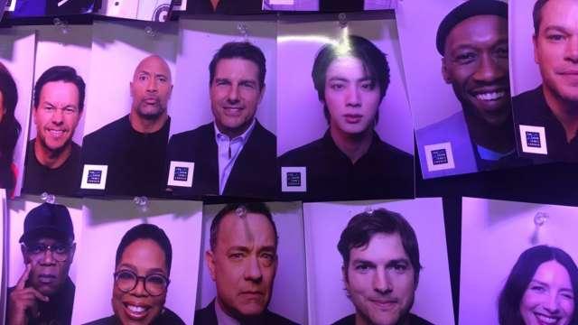 Btsxcorden Jin Aka Kim Seok Jin Makes Tom Cruise Trend On Twitter For Putting His Photo Next To Hollywood Star