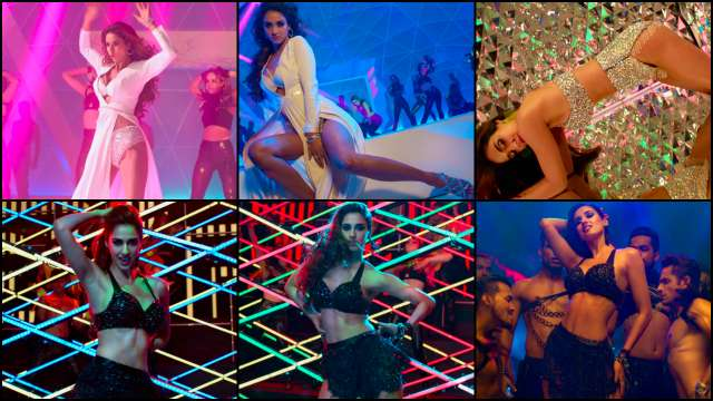 Bollywood News Hui Malang Song Disha Patani Looks Her Sexier Best In Latest Music Video