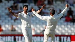 India vs England, 3rd Test: Jasprit Bumrah takes India one wicket away from...