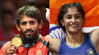 Asian Games 2018: Asiad gold medallists Bajrang, Vinesh to get promoted by...